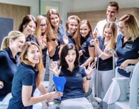 Zespół ortodontyczny, dr Katarzyna Becker - Poliklinika Stomatologiczna Polmedico