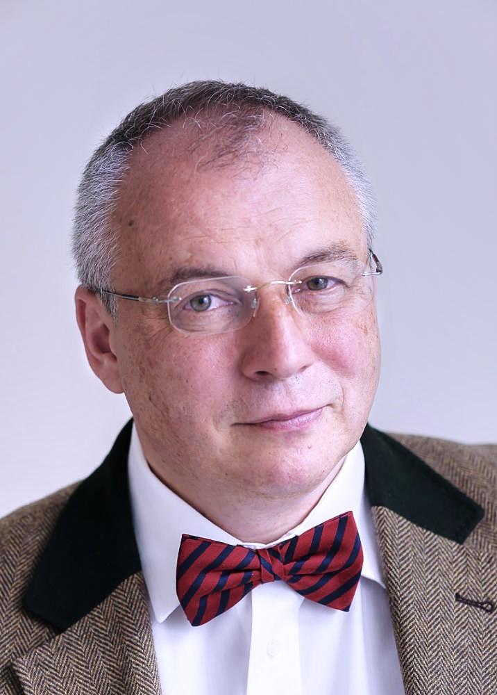 Zdjęcie dr Claudiusa Becker - Poliklinika Stomatologiczna Polmedico Bielsko-Biała