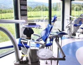 Fotele ortodontyczne - Poliklinika Stomatologiczna Polmedico