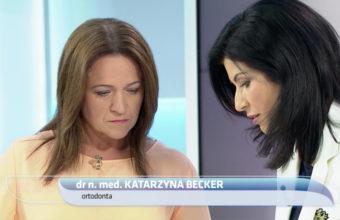 Dr n. med. Katarzyna Becker w programie 36,6